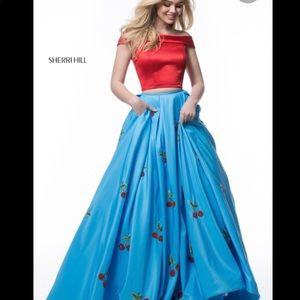 Sherri Hill prom dress. Size 2
